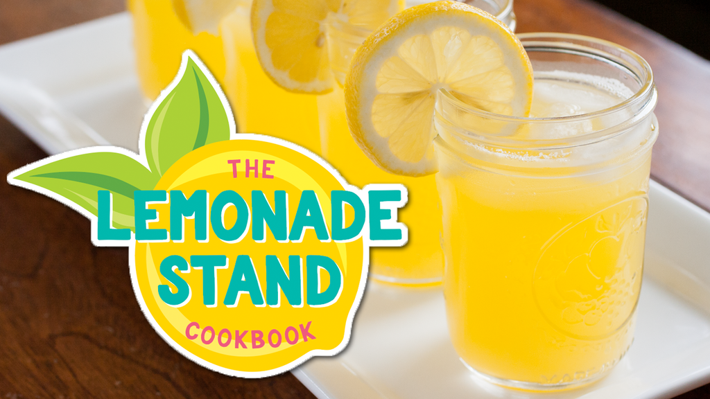 The Lemonade Stand Cookbook: Kid-Tested, Kid-Empowering. project video thumbnail