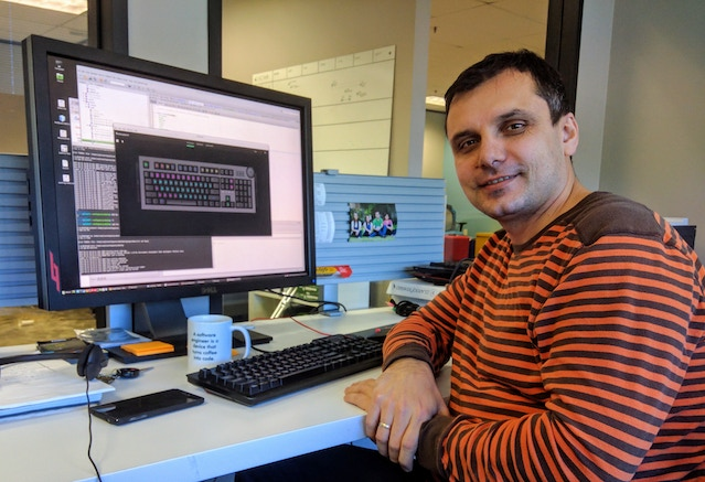 Ivaylo - programmer at Metadot for 10+ years