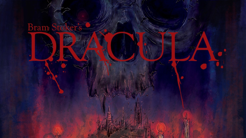 Bram Stoker's Dracula: Concertina Book project video thumbnail