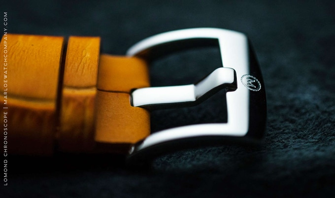 Custom heavy-weight steel buckles