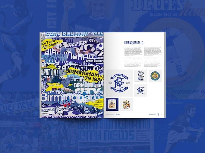 Birmingham City F.C. - Represented by Designer Luke Tonge