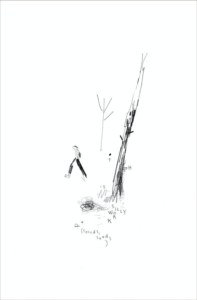 """PAGE 2""   by Warren Craghead"