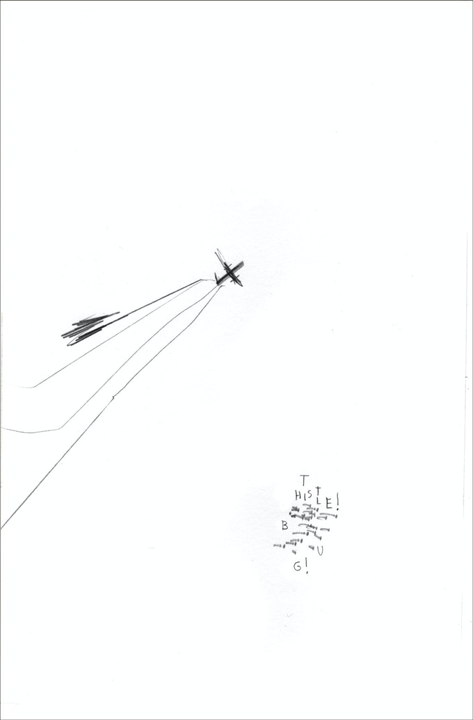 """PAGE 4""   by Warren Craghead"