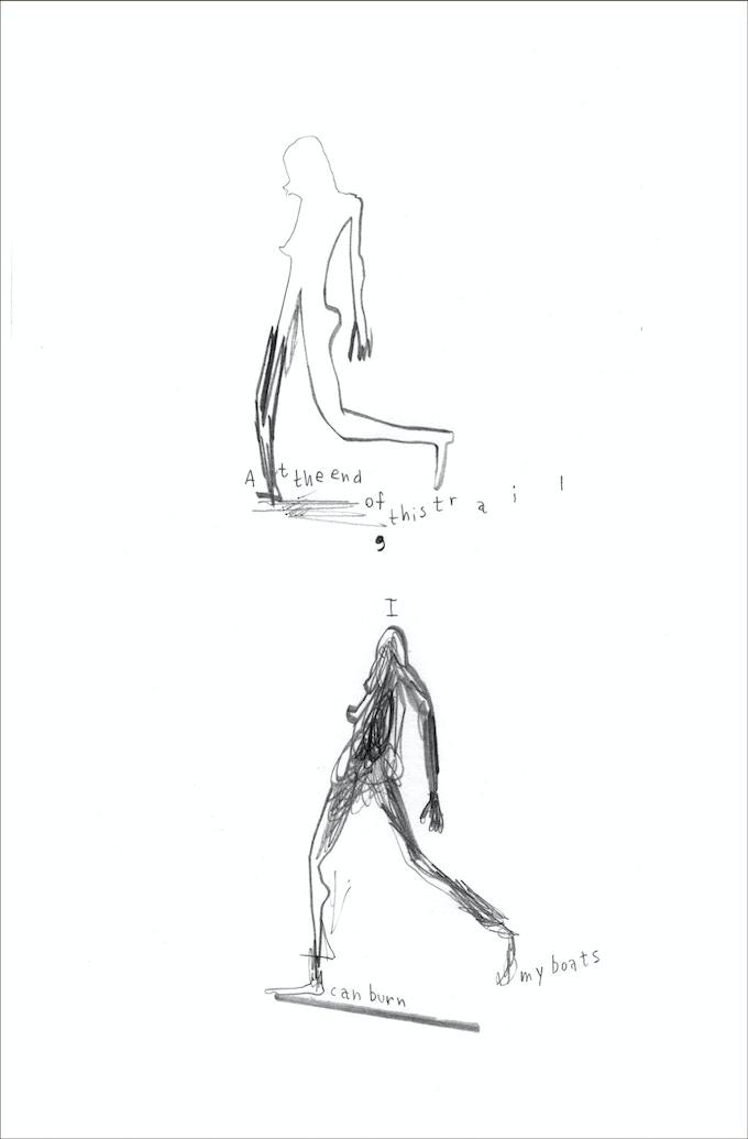 """PAGE 5""   by Warren Craghead"