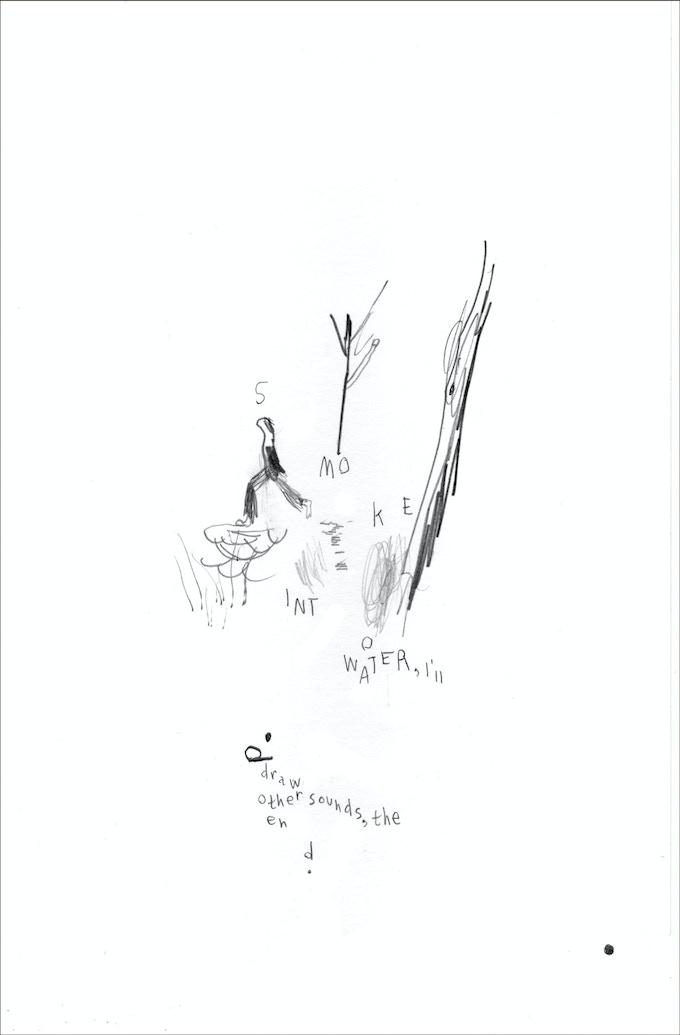 """PAGE 6""   by Warren Craghead"