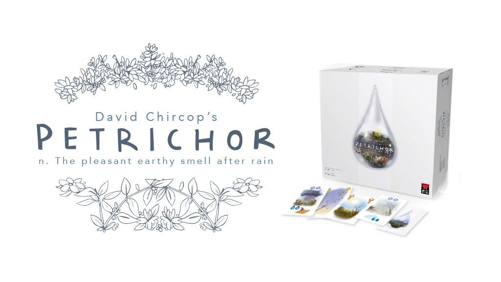 Petrichor project video thumbnail