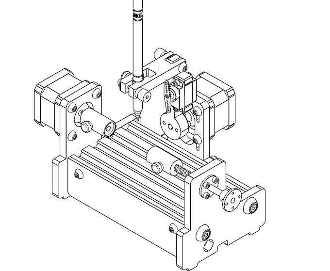 EleksEgg CNC Drawing Machine by EleksMaker — Kickstarter