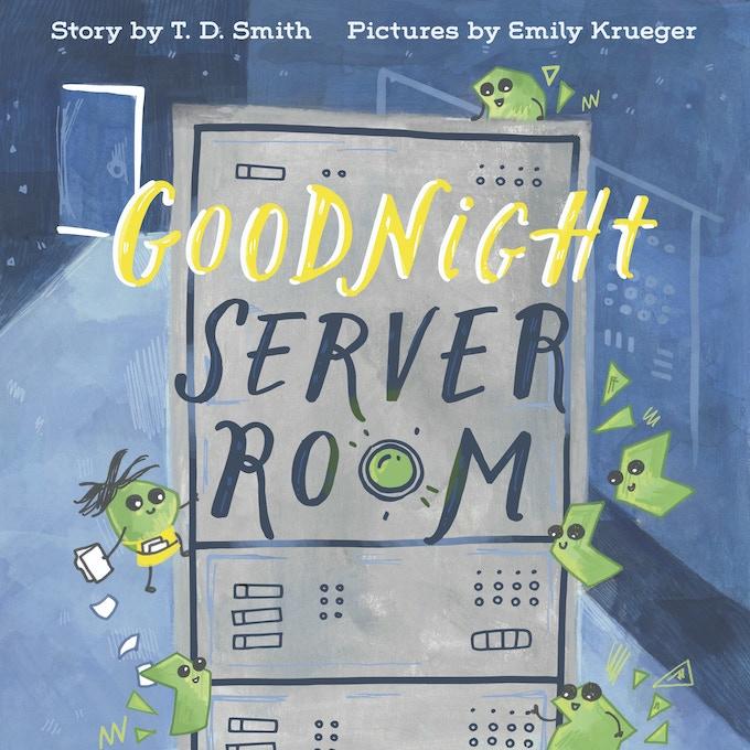 Goodnight Server Room Cover Art