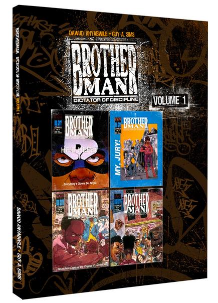 Brother Man Vol. 1