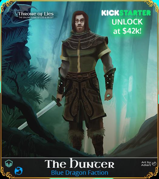 """Unlockable class: """"The Hunter"""""""