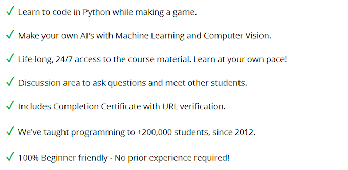 Python Mini-Degree - 12 Courses to Learn and Master Python by Zenva