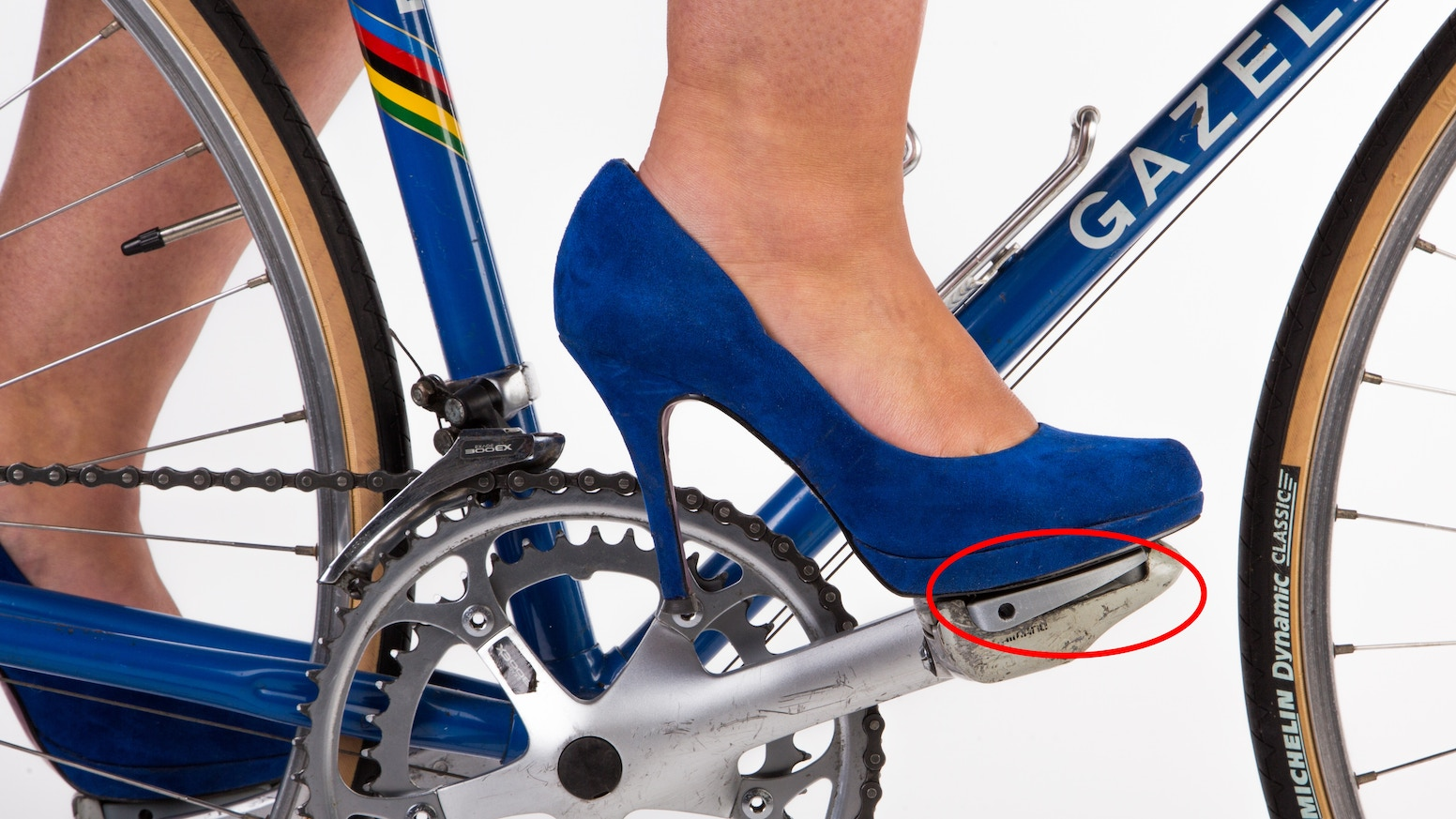 d18688a8d70 Pedal Plate  Get more out of your road bike! by Marc van der Heide ...