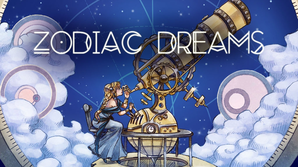 Zodiac Dreams Artbook project video thumbnail