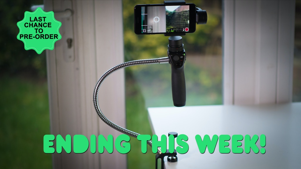 goosepod - The Versatile Camera Gear Mount project video thumbnail