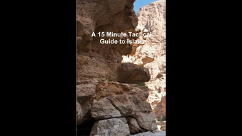 A 15 Minute Tactical Guide to Islam