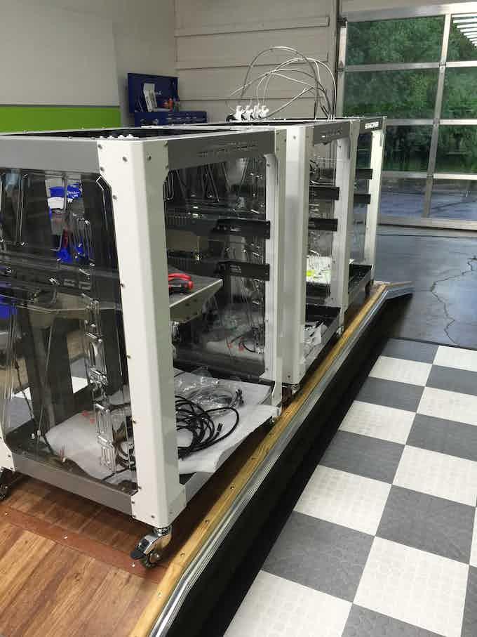 Moving Assembly Cell MFG (MAC MFG)