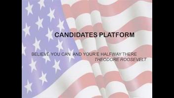 Candidates Platform