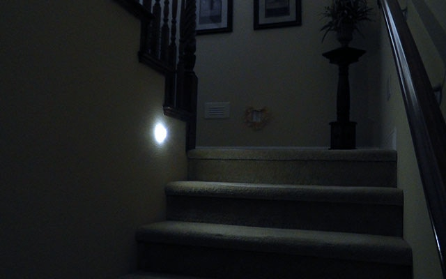M Light 2 The Smallest Adjustable Motion Sensor Night