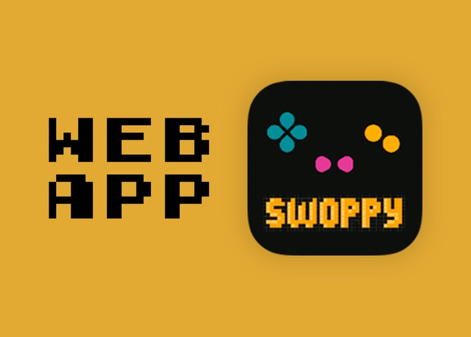 Get our Swoppy web app for NZ$10