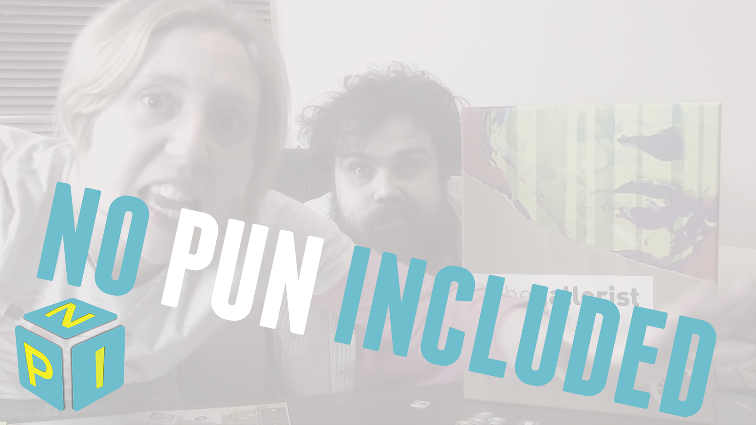 For three years we (Elaine & Efka) have made funny, analytical videos reviewing board games, but now we need your help to grow!