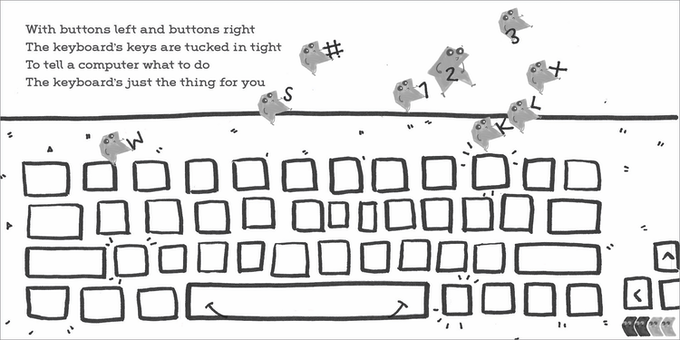 Page 3 - Keyboard (Sketch)