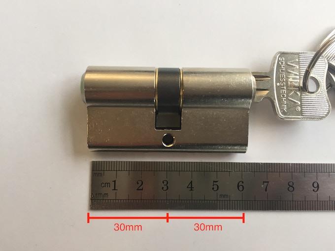 Longueur cylindre