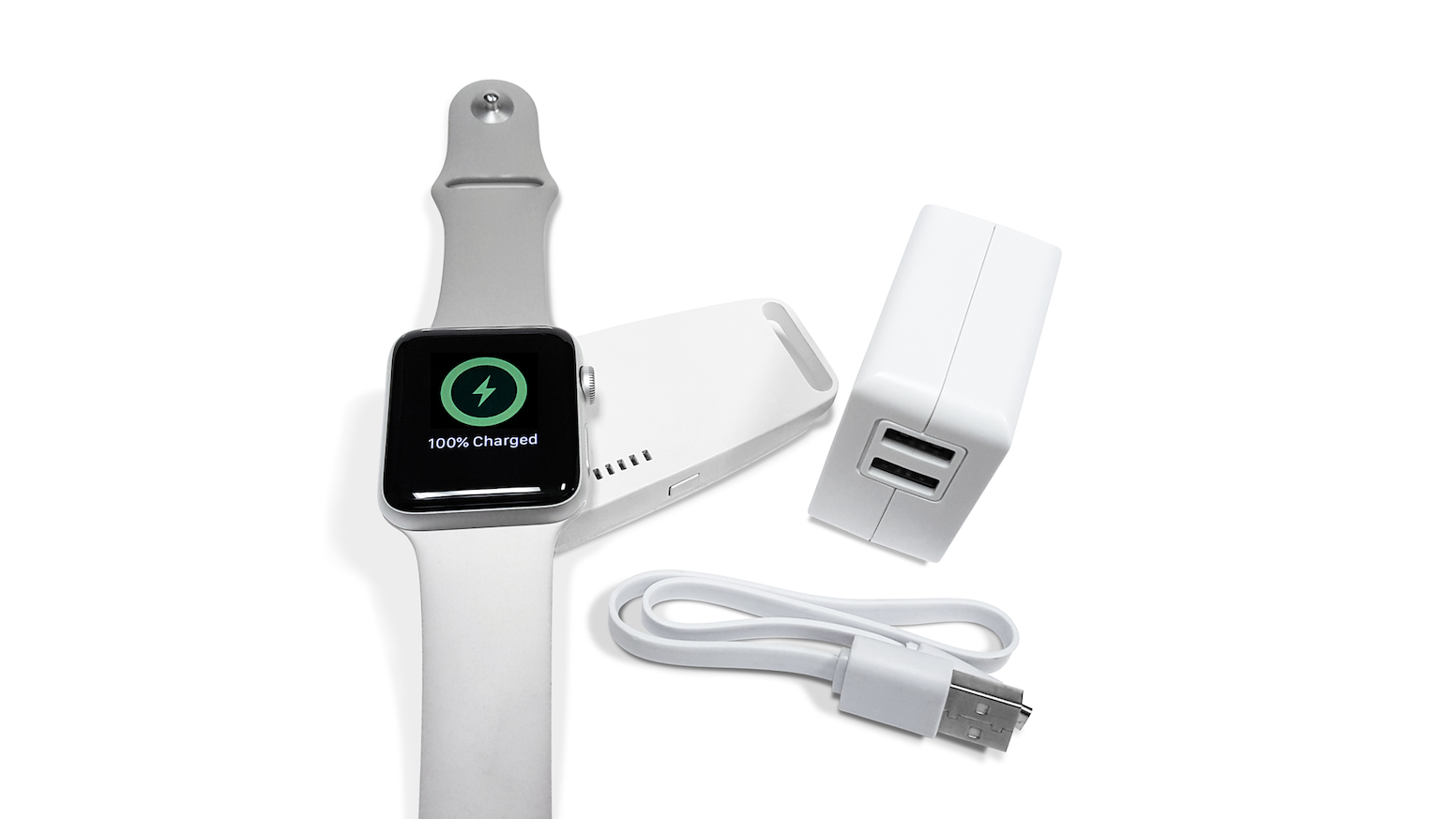 Apple Watch charger with the latest in battery management technology