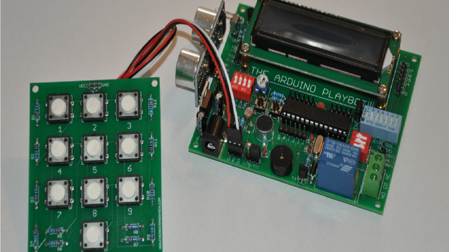 The Arduino Playbot An Educational All In One Project Set By Buzzergameshowcircuitpng
