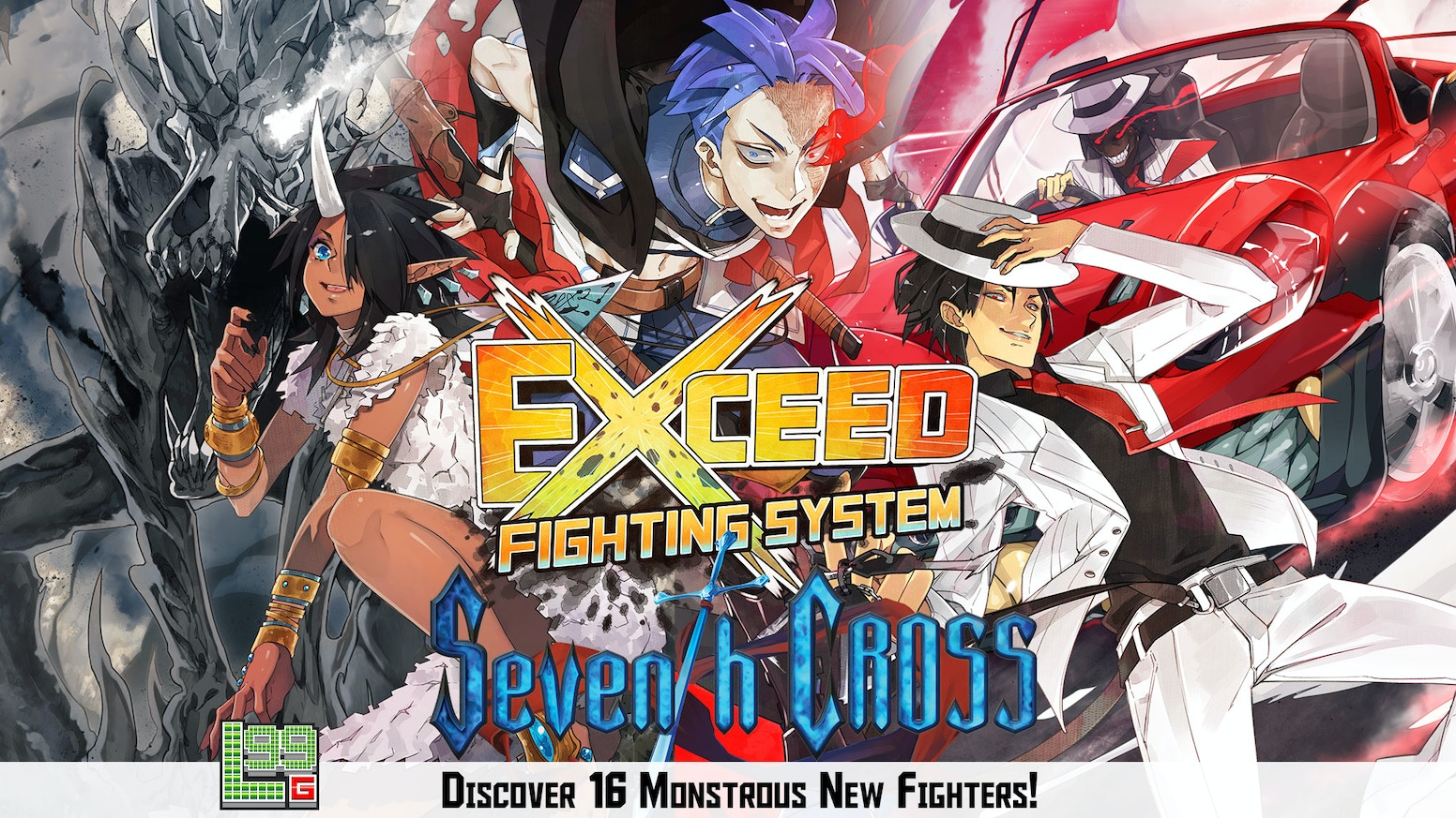 Exceed fighting card game by david b talton jr updates kickstarter exceed brings the action and energy of arcade style fighting to your tabletop in a m4hsunfo