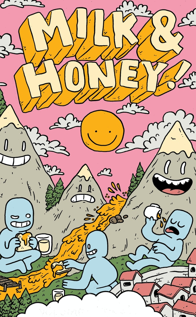 Issue 2 Cover art