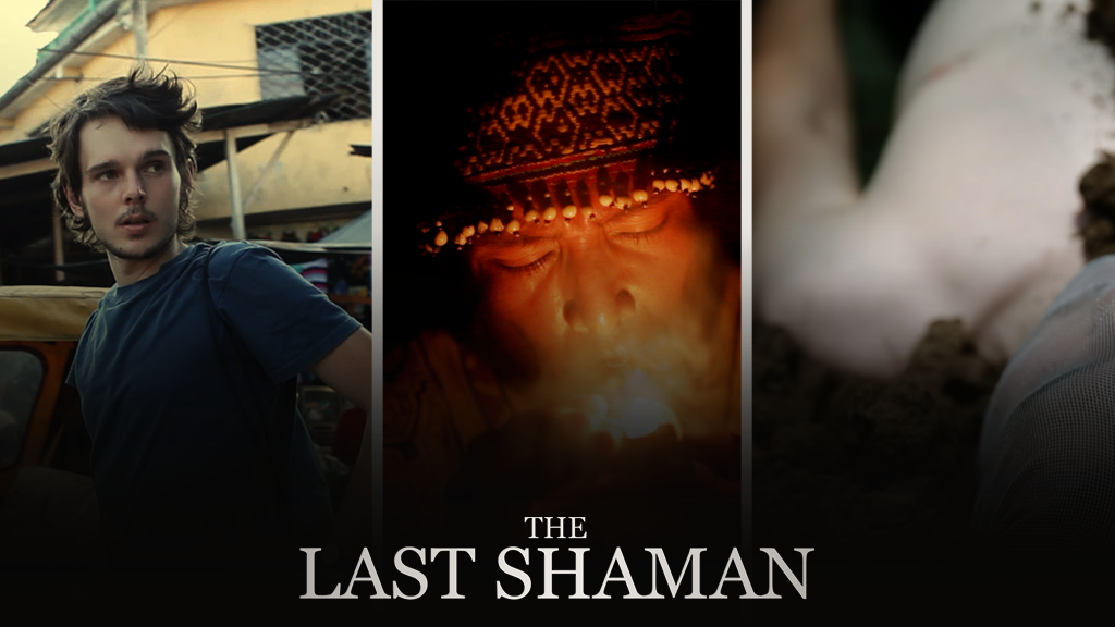 THE LAST SHAMAN | Documentary film by Raz Degan project video thumbnail