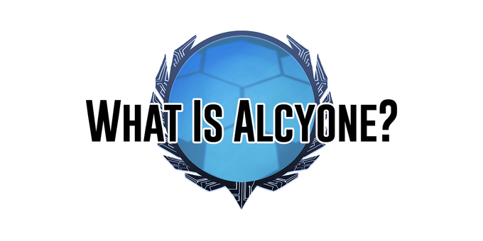 What is Alcyone?