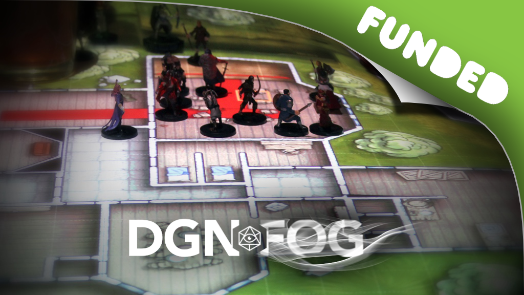 DUNGEONFOG | Create RPG Maps and GameMaster Notes Online project video thumbnail
