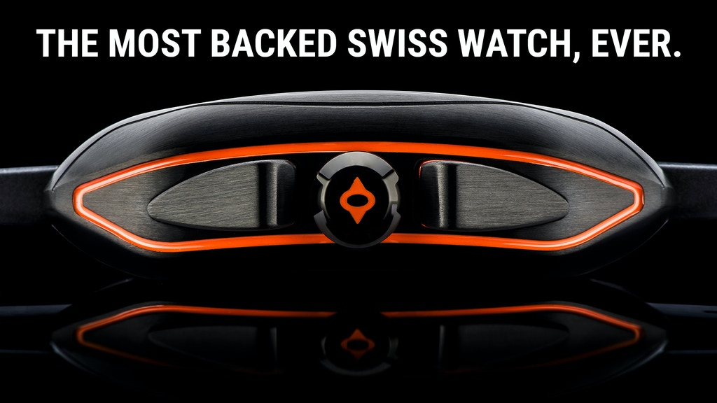 The Most REBELLIOUS Swiss Automatic Watch Ever - LIV Watches project video thumbnail