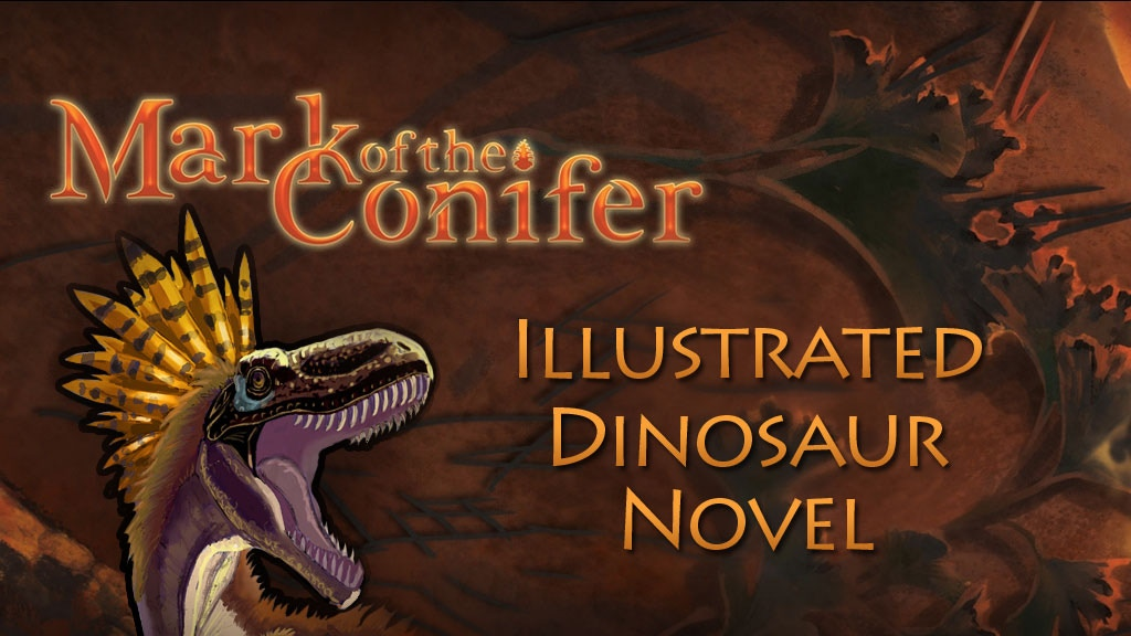 Mark of the Conifer: An Epic Fantasy Dinosaur Novel project video thumbnail