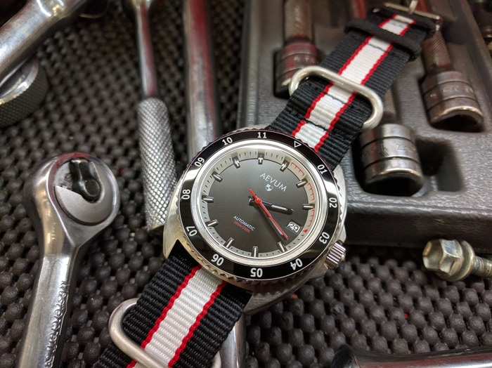 divers watch discussion index forum zulu watches diver with strap apeks