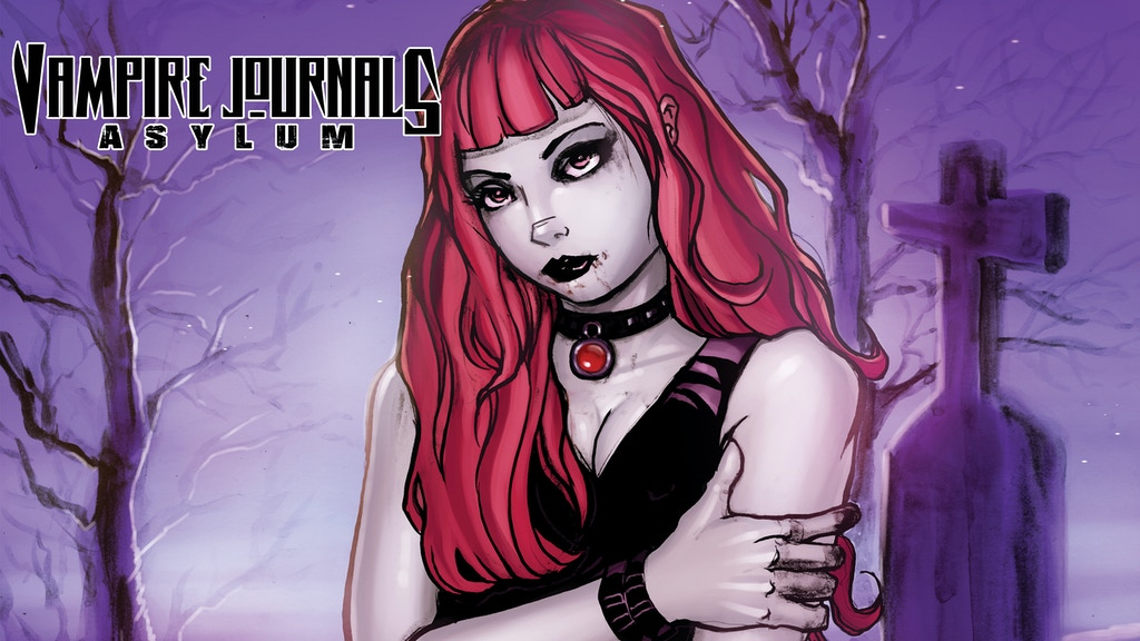 Vampire Journals: Asylum Vol 1 project video thumbnail
