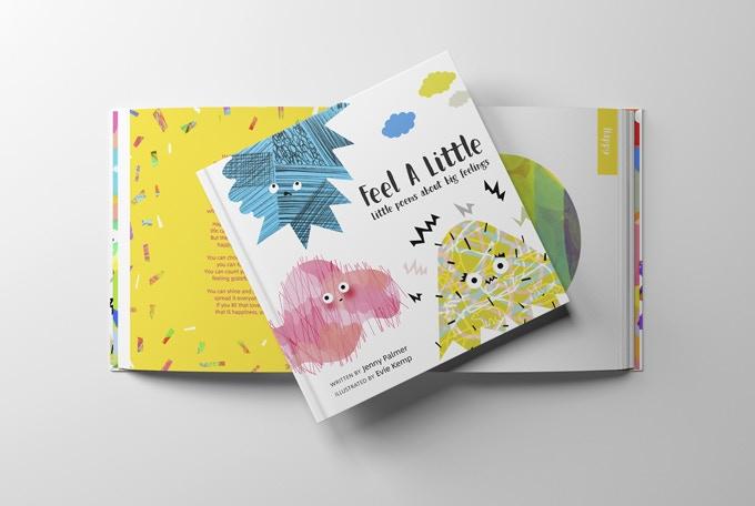 Feel A Little - Little Poems About Big Feelings!