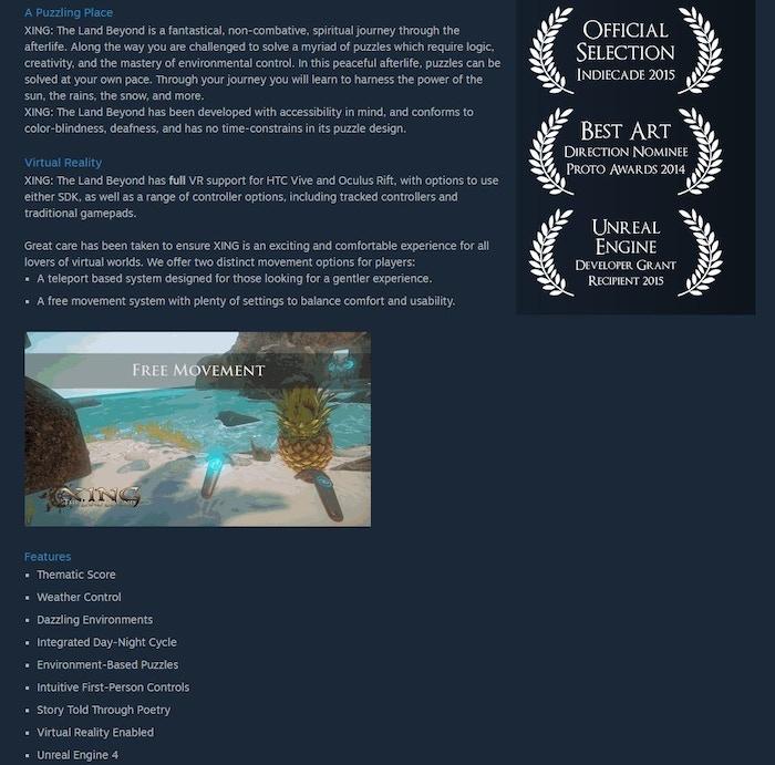 XING: The Land Beyond by White Lotus Interactive — Kickstarter
