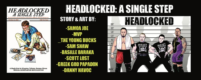 Headlocked: A Single Step