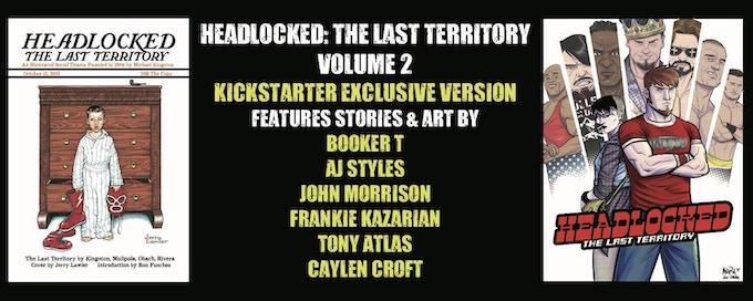 Headlocked: The Last Territory Vol. 2