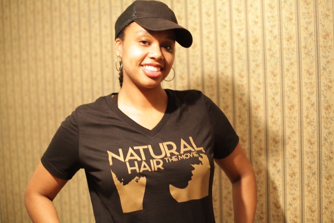 TShirt- Natural Hair The Movie
