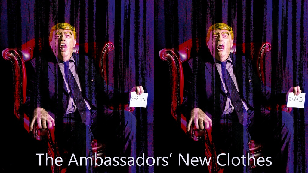 The Ambassadors' New Clothes project video thumbnail