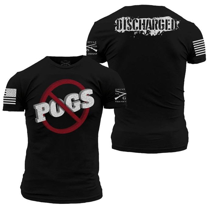 """""""No POGs"""" T-Shirt Courtesy of Grunt Style   #NoPOGs"""