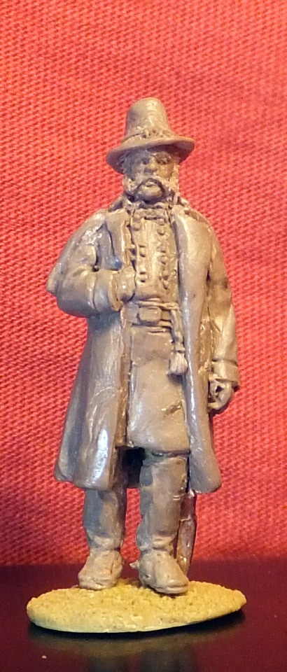 Kickstarter 28mm Miniature Civil War Union Soldiers wearing great coats 08d2454b43ac9136628cc20741ff57c6_original