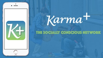 Karma Plus: The Socially Conscious Network & Kindness App