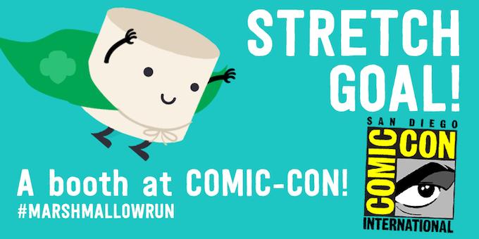 Comic-Con 2017 here we come!