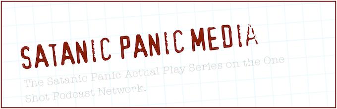 Satanic Panic by Jim McClure — Kickstarter