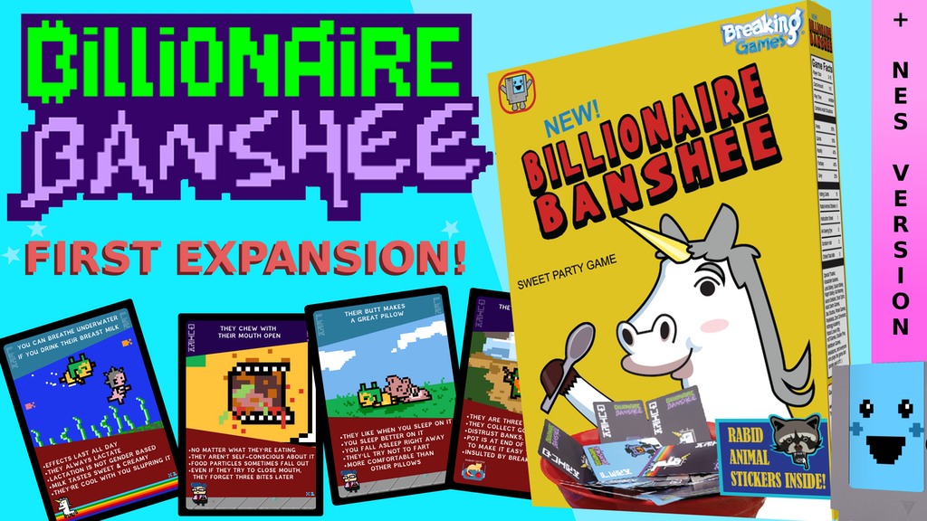 Billionaire Banshee's First Expansion! project video thumbnail