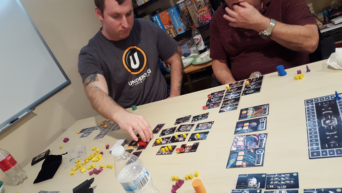 Farlight play testing session
